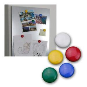Boite-de-20-Aimants-Magnets-magnetiques-Tableau-Frigo-Frigidaire-tableau-Magnet
