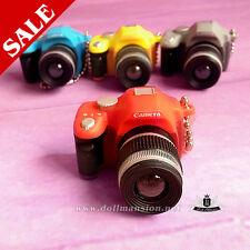 Uncle 1/3 1/4 1/6 BJD Camera Dollfie DOD AOD DZ Pullip Dolls Mini camera 012 Red