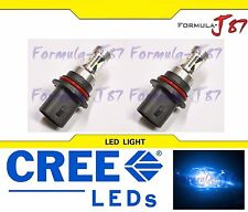 CREE LED 30W 9007 HB5 BLUE 10000K TWO BULB HEAD LIGHT OFF ROAD JDM SHOW REPLACE