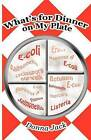 What's for Dinner on My Plate by Donna Jack (Paperback / softback, 2011)