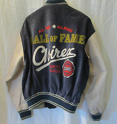 Vintage 1980's Avirex Orioles Varsity Jacket #0746355024/809 Size Small