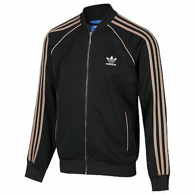 Adidas Originaux Rétro Vert Superstar Veste de Survêtement Blanc Trefoil 3 | eBay