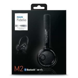 Philips-Fidelio-M2-Auriculares-Inalambricos-Bluetooth-NFC-de-alta-fidelidad