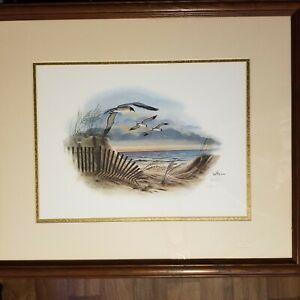 Don-Balke-Limited-Edition-Signed-Numbered-Framed-Matted-Print-533-1500