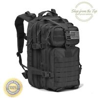 Best Military Tactical Molle Backpack 35l Survival Travel Waterproof Rucksack