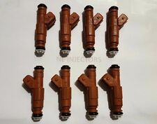 30LB Fuel Injectors Set 8 Bosch 0280155831 Ford Mustang Upgrade 4.6 5.0 Upgrade