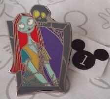Sally Nightmare Before Christmas Hip Lanyard Starter Set Skull Frame Disney Pin