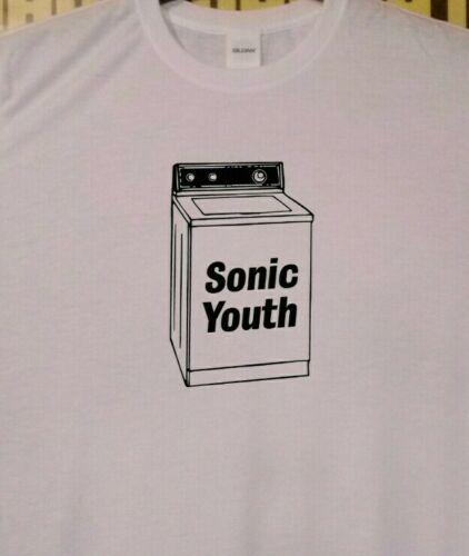 Sonic Youth-Machine à laver T Shirt Taille Extra Large
