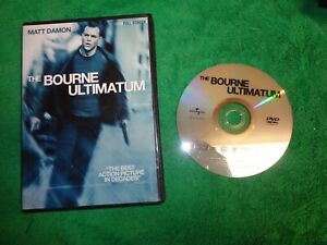 USED-DVD-Movie-The-Bourne-Ultimatum-Widescreen-L