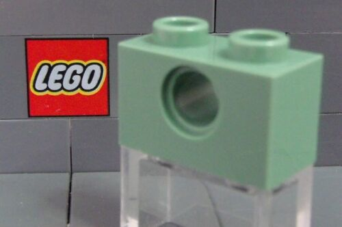 Lego Technic Technic 10 Hole Bar 1x2 Black #3700