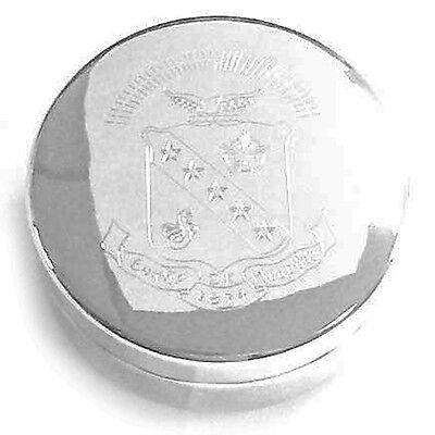 Sigma Kappa Crest Pin Box