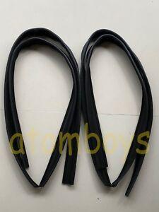 FOR TOYOTA LAND CRUISER FJ60 FJ62 BJ60 Glass Channel Felt Run rubber door window