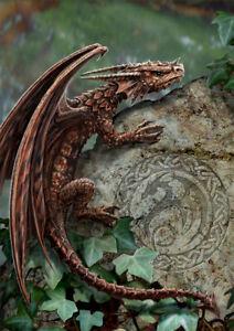 Dragon-Greeting-Card-Fantasy-Spiny-Woodland-Hopper-anne-stokes-Postcard