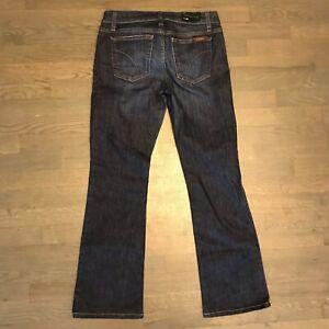 Joe-039-s-Jeans-The-Honey-Curvy-Bootcut-Denim-Jeans-QUINN-Dark-Blue-Woman-s-Size-28