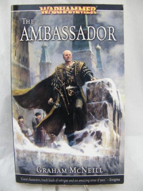 The Ambassador-Graham McNeill-Warhammer