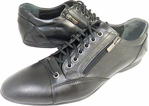 100% Chelsy - Modern Italienischer Designer Schnürschuh Fussball Soccer Style 45