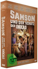 Samson und der Schatz der Inkas (Der Schatz der Inka) - Western Filmjuwelen DVD