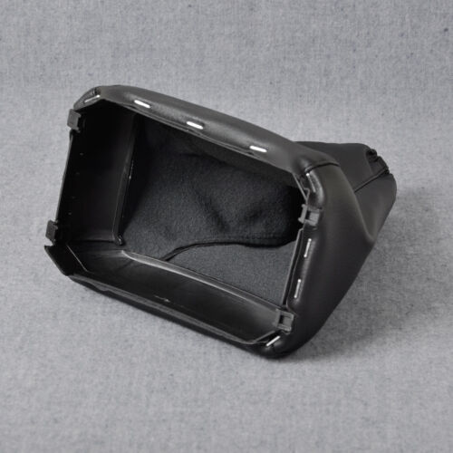Vauxhall //Opel ASTRA MK5 H 2004-2008 PU Leather Gear Knob Boot Gaiter Cover