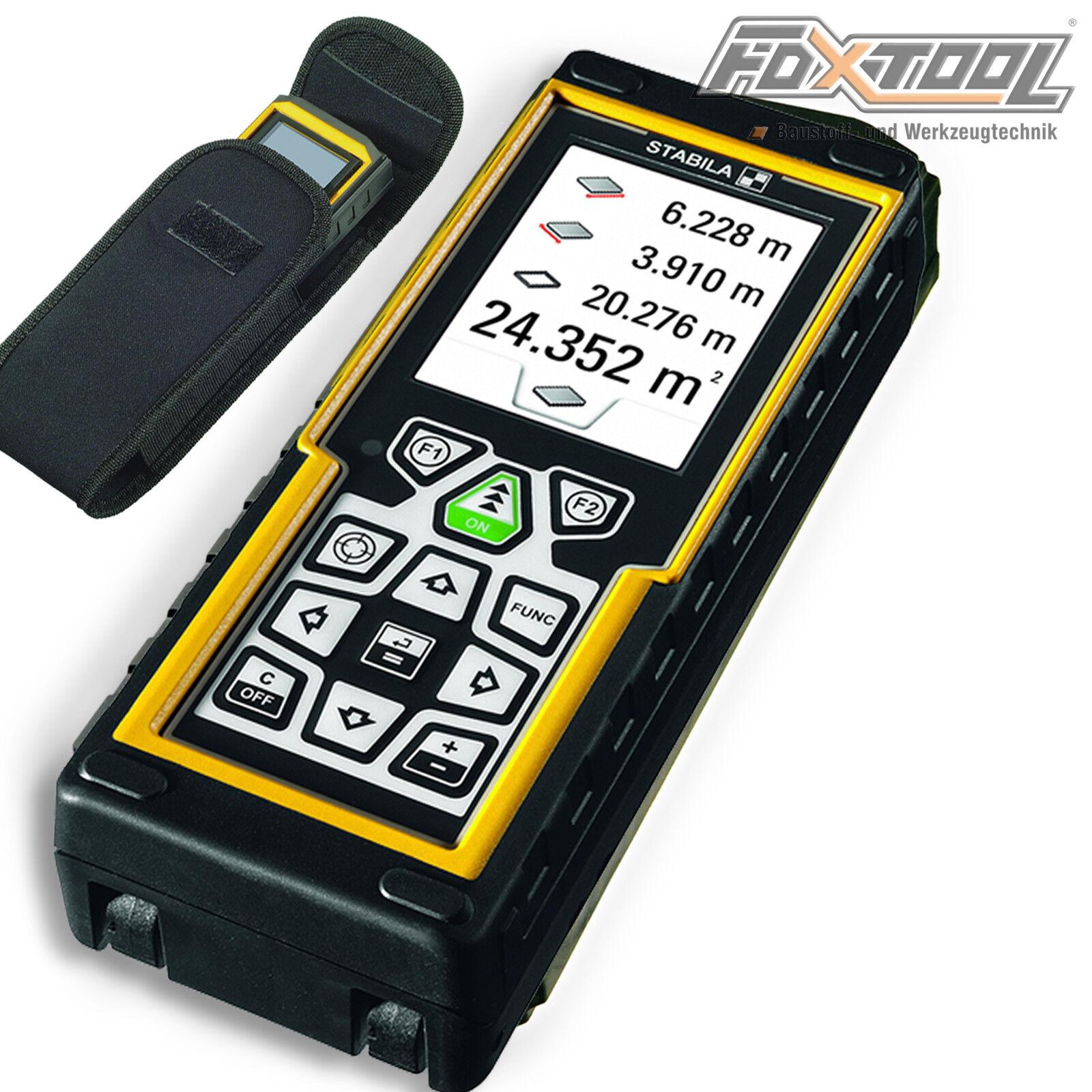 Stabila Laser-Entfernungsmesser LD 520  Aussenbereich Distanzmesser 500
