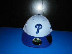 online retailer aff60 11f51 Image is loading Philadelphia-Phillies-New-Era-59FIFTY-Low-Profile-Fathers-
