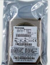 """Toshiba MK4026GAX 40GB, Intern, 5400 RPM, 2,5 """"IDE-Festplatte für Laptop-Fest"""
