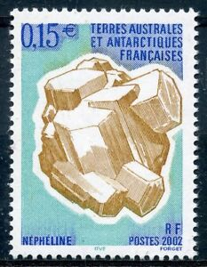 STAMP-TERRES-AUSTRALES-TIMBRE-DES-T-A-A-F-N-327-MINERAL