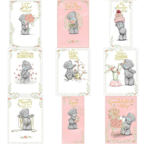 Fête Mères Me to You Ours cartes 2018 assortiment