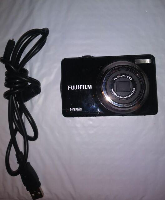 fujifilm finepix jv series jv300 14 0mp digital camera black rh ebay com fujifilm jv300 digital camera manual fuji jv300 manual