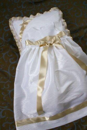 Taufkleid  Baby*Junge*Mädchen 56-62-68-74- 80-86 Taft Gr