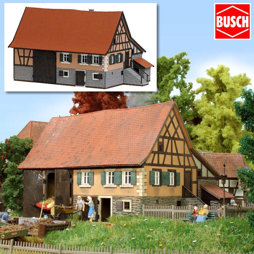 mejor reputación Busch 1504 h0 pequeños agricultores de casa negroenweiler negroenweiler negroenweiler + + nuevo embalaje original & + +  se descuenta