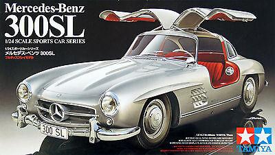 Tamiya 24338 Mercedes-Benz 300SL 1/24 scale kit