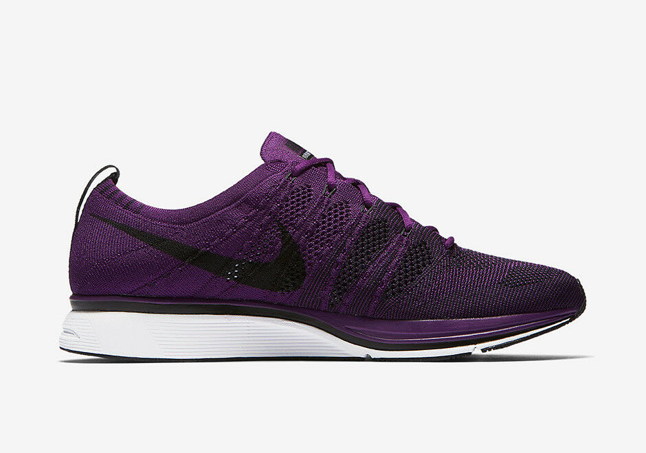 New Nike Flyknit Trainer sz Night Purple Training Shoes sz Trainer 11.5 51d1ef