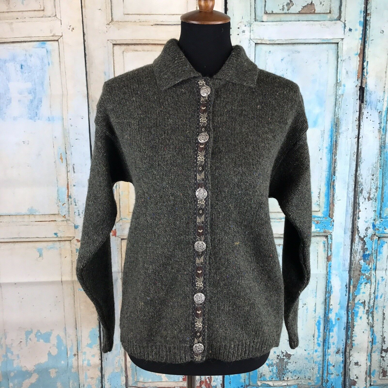 ALPS brand fine women's apparel sweater size M