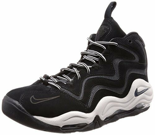 NIKE Air Pippen Men's shoes Black Anthracite-Vast Grey 325001-004