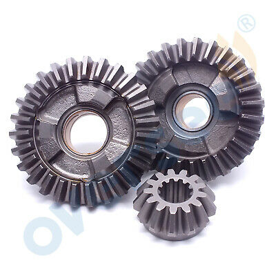 Gear Set 626-45570 626-45560 626-45551 For 9.9 15HP YAMAHA Outboard Motor 15AK