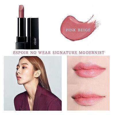 FREE SHIPPING!On going Espoir Nowear signature Modernist BE302 Pink Beige silk