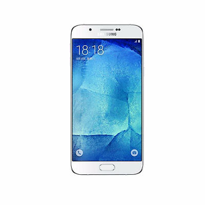 Samsung Galaxy A8 A8000 Dual 4G White (HK) Smartphone (Ship from UK) R0563