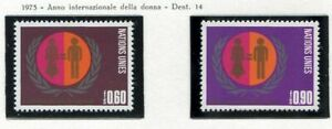 19535) United Nations (Geneve) 1975 MNH Int.year Of Women