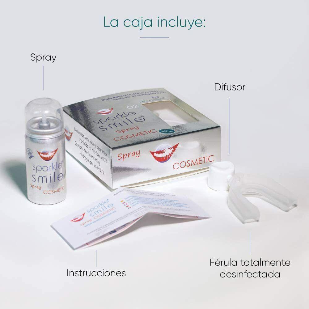 Blanqueador dental Kit de blanqueamiento profesional de dientes, peróxido o,1%