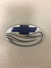 Impala Malibu Emblem chrome trim bowtie Badge Trunk lid Ornament GM OEM chevy