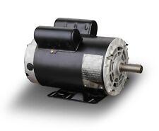 5hp Single Phase Air Compressor Motor 3450rpm 208 230v 78 Ccw1435t B813 56h