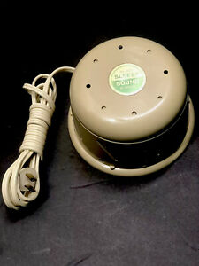 Vintage Sleep Sound Invento No 900 Sound Machine Noise