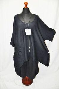 raphia 100 largeur sac chemise tunique grand en Lagenlook cm design ballon baguettes n4aYxvq