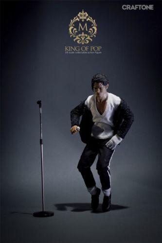 CRAFTONE 012 Action Figure 1//6 Michael Jackson Billie Jean Superstar King of Pop