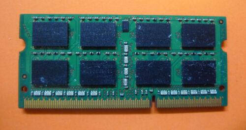 Samsung 4GB 2Rx8 PC3-10600S-09-10-F2 DDR3 Laptop Memory Ram M471B5273CH0-CH9