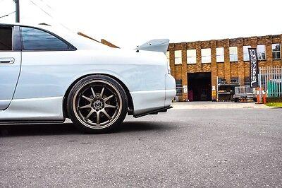 NISSAN R33 GTS-T SKYLINE REAR POD EXTENSIONS JSAI AERO