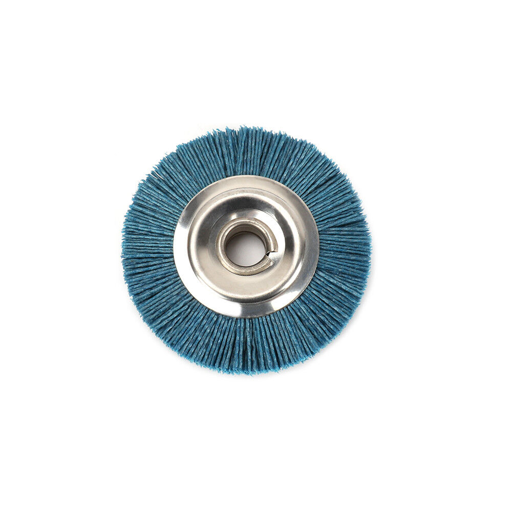 Awesome 4 100Mm Nylon Abrasive Wire Brush Polishing Wheel For Bench Squirreltailoven Fun Painted Chair Ideas Images Squirreltailovenorg