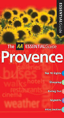 1 of 1 - AA Essential Provence by AA Publishing (Paperback, 2005)