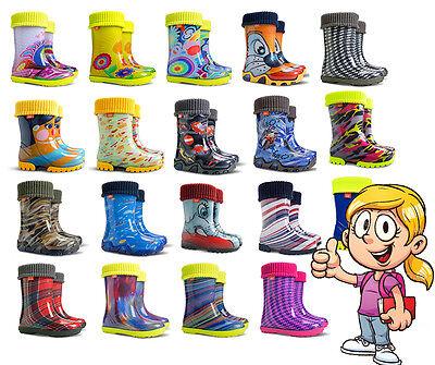 Kids Lluvia De Agua De Lluvia, Nieve, Botas Zapatos calcetines Niños Bebé más Niño Niña