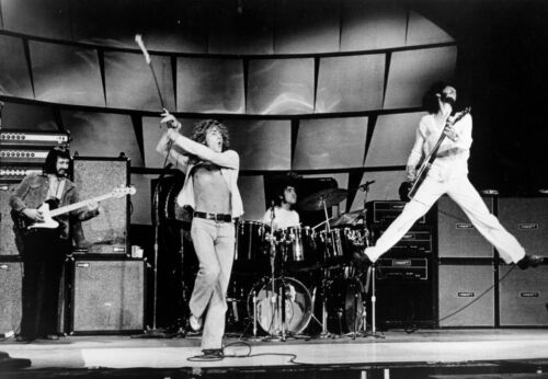The Who 24x36 inch rolled wall Poster